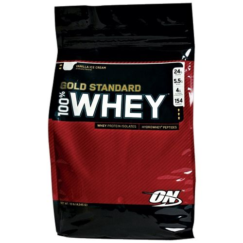 Optimum Nutrition - 100% Whey Gold Standard 4,5 кг