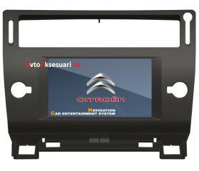 Штатная магнитола для Citroen C4 2004-2012
