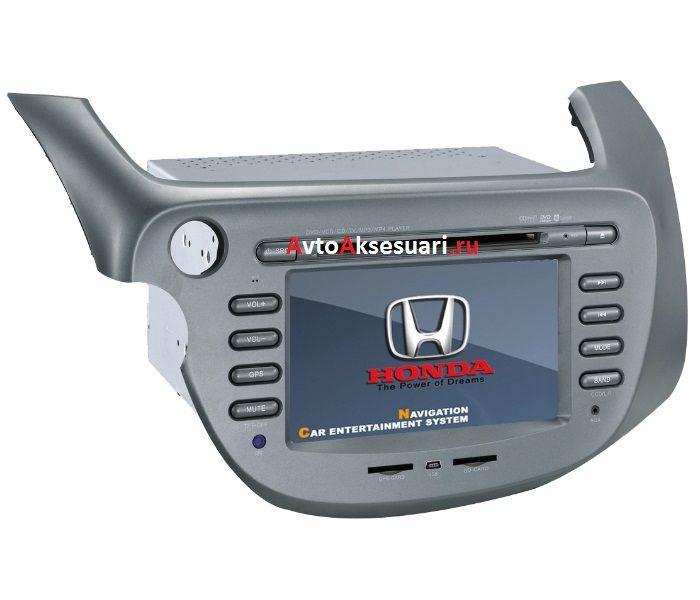 Штатная магнитола для Honda Fit / Jazz