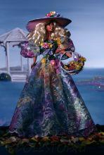 """Коллекционная кукла Барби Весенний Букет -  """"Spring Bouquet Barbie"""" MattelDoll"""