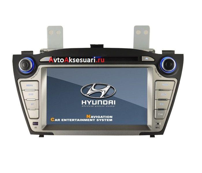 Штатная магнитола для Hyundai IX35