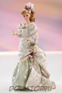 Коллекционная кукла Барби Мятные воспоминания (Мятный чай) -  Mint Memories Barbie Doll