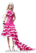 Коллекционная кукла Барби Розовый в Пантоне - Pink In PANTONE Barbie Doll