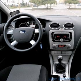 Intro RFO-N15S 2din silver FORD Focus 2 sony, S-Max, Mondeo 07+