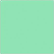 Закрывающий, пристенный П-профиль, к ППР-083, 0302 - салатовый (матовый)