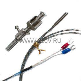 Термосопротивление TW-S(PT100) 4,8*30*1,5m