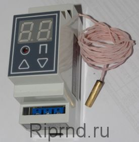 Терморегулятор Термотест-01