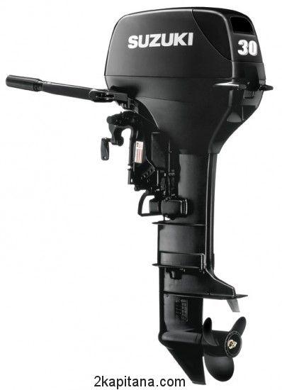 Лодочный мотор SUZUKI  DT 30 S Сузуки