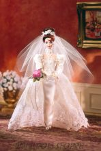 Коллекционная кукла Барби Невеста  Романтичная Роза -  Romantic Rose Bride Barbie Doll