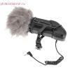 BY-V03 профессиональный стерео XY конденсаторный микрофон