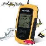 Эхолот - локатор рыбы FishFinder