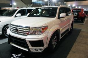 Аэродинамический обвес Duble Eight Ver 2 для Toyota Land Cruiser 200