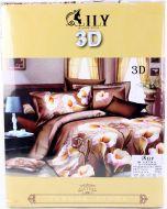 Комплект постельного белья 3 D(1,5 СП)-649 руб