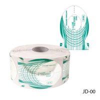 Универсальные одноразовые формы JD-00 (бумажные, на клейкой основе), 500 штук
