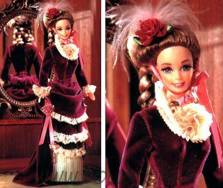 коллекционная кукла Барби Викторианская леди Великие эры - Victorian Lady Barbie doll The Great Eras