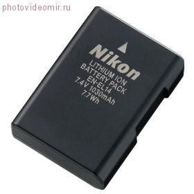 Аккумулятор EN-EL14 для Nikon