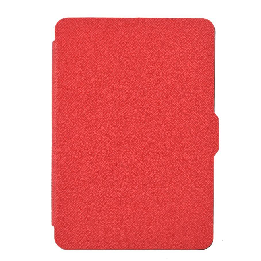 Чехол-обложка  для Amazon Kindle Paperwhite Красная (с магнитной застежкой)
