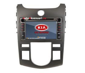 Штатная магнитола для Kia Cerato - 2008-11