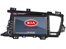 Штатная магнитола для Kia Optima - 2011-13