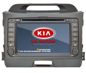 Штатная магнитола для Kia Sportage 10-14