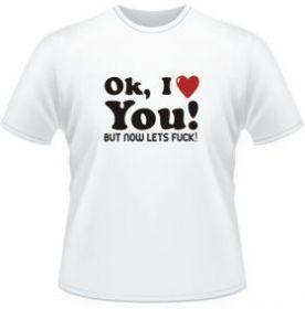 ok, i love you...