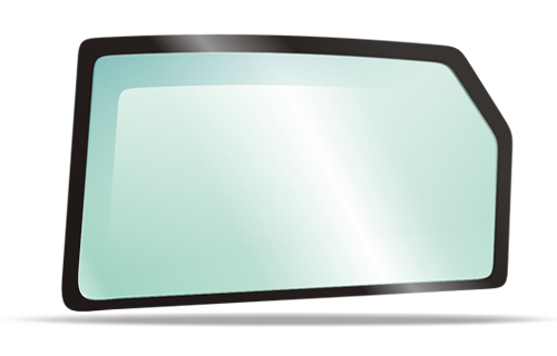 Боковое правое стекло SAAB 9-3 2002-2007