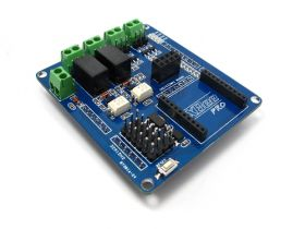 IS Shield V1.1 (Multi-channel Relay)
