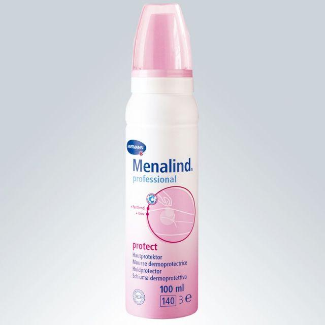 Меналинд профэшнл (MENALIND professional)- защитная пена (протектор) для кожи 100 мл