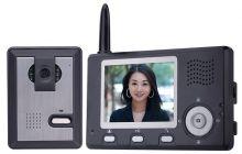 Беспроводной видеодомофон с функцией записи