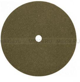 FIT 36909 Круги шлифовальные резиновые , набор 2шт