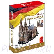 CubicFun. 3D пазлы. Соборы и храмы. Кёльнский собор