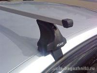 Багажник на крышy Kia Venga, Атлант, прямоугольные дуги, опора E