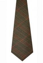 Традиционный шотландский твидовый галстук 100% шерсть , расцветка Минто Minto