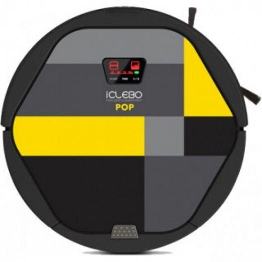 Робот пылесос iClebo Pop Lemon