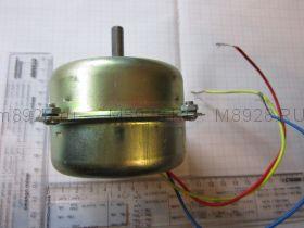 Мотор YYHS-40 3 провода на штоке резьба со скосом
