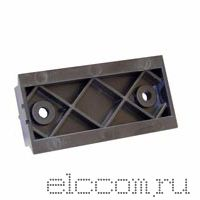 Рейка-ДИН 112 мм PLAST