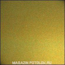 Пристенный П-профиль к рейке ППР-084, золото металлик