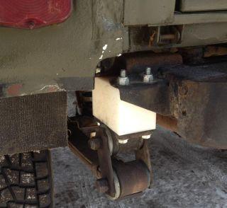 Проставка под рессору лифт 20-40 мм УАЗ 469, 3151, Хантер, Патриот.