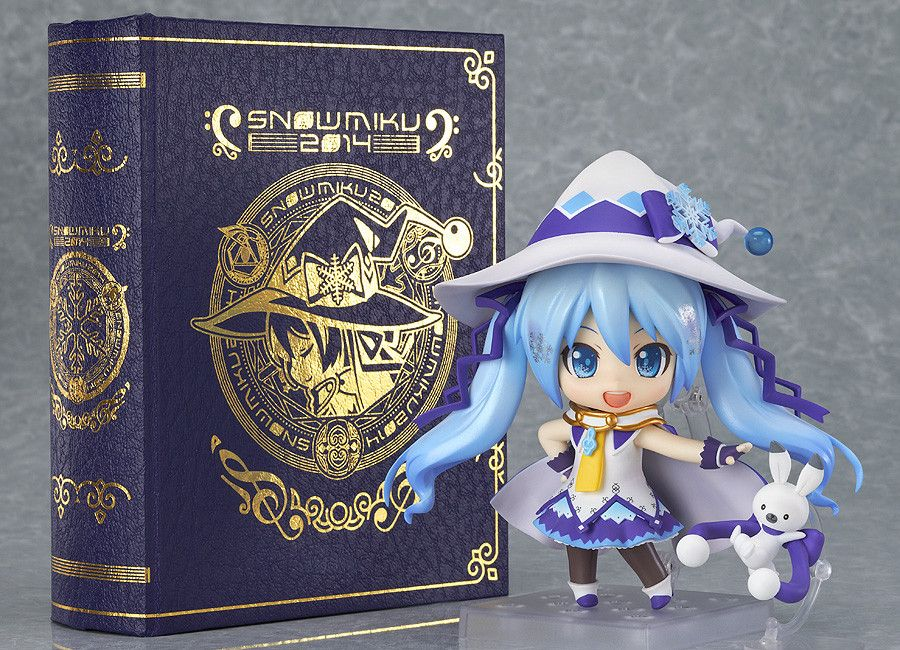 Фигурка Nendoroid Snow Miku: Magical Snow Ver.