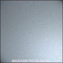 Рейка-проставка ППР-25, цвет - серебро металлик, 3 м.