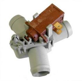 Клапан переключения подачи воды (аква-спрей) для стиральной машины Hansa (8010467)