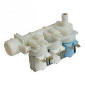 Клапан заливной (залива) для стиральной машины Indesit 3-ех ходовой (080664)