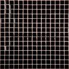 AK01 черный  (бумага). Мозаика серия ECONOM , вид МОНОКОЛОР,  размер, мм: 327*327 (NS Mosaic)