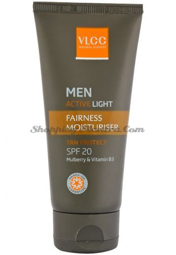 Увлажняющий лосьон для мужчин SPF20 VLCC Men Active Light Fairness Moisturiser