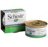 SCHESIR Куриное филе в с/соку (85 г)