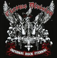 CHROME DIVISION Infernal Rock Eternal
