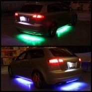 Светодиодная подсветка днища автомобиля с пультом управления