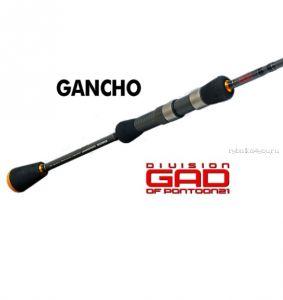 Кастинговое удилище Pontoon-21 GAD-P21 Gancho GAN662MMHF-C (198 см 10-32 гр)