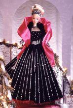 Коллекционная кукла Праздничная Барби - 1998 Happy Holidays Barbie Doll
