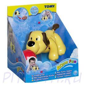 """TOMY. Игрушка для ванной """"Забавный щенок"""""""